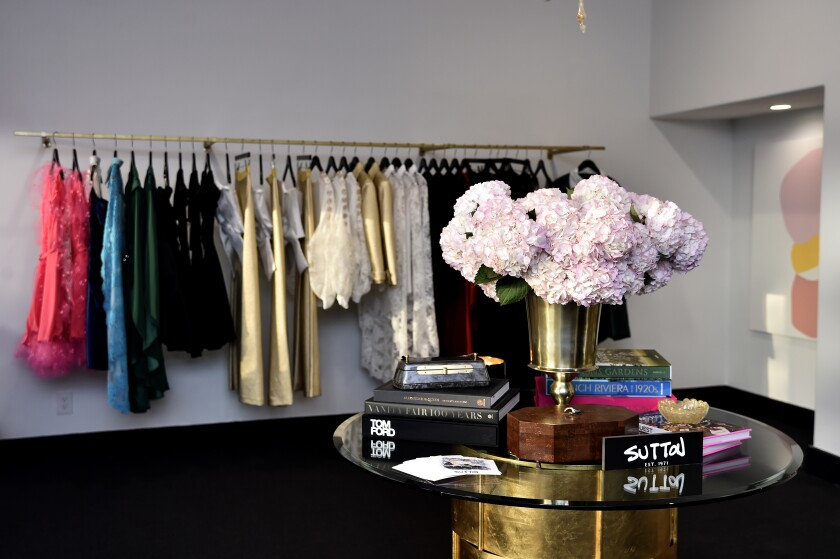 "A look inside Sutton, a new West Hollywood store from ""The Real Housewives of Beverly Hills"" costar Sutton Stracke."
