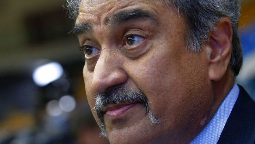 Chancellor of UC San Diego, Pradeep K. Khosla has come under scrutiny by the UC Office of the President investigating whether he has bullied employees.