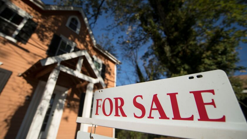 Home sales in the Chicago area rose at a slower pace in 2017 than in each of the preceding two years, in large part because demand outstripped supply.