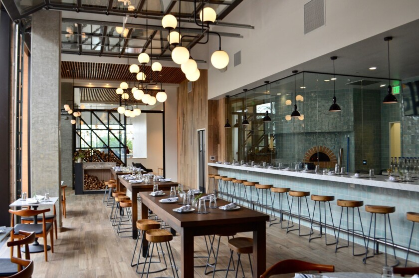 Stella Public House has opened with sister restaurant Halcyon coffee bar in the North City development just north of Cal State San Marcos in San Marcos. Stella is a farm-to-table rustic Italian restaurant with full bar. (Courtesy photo)