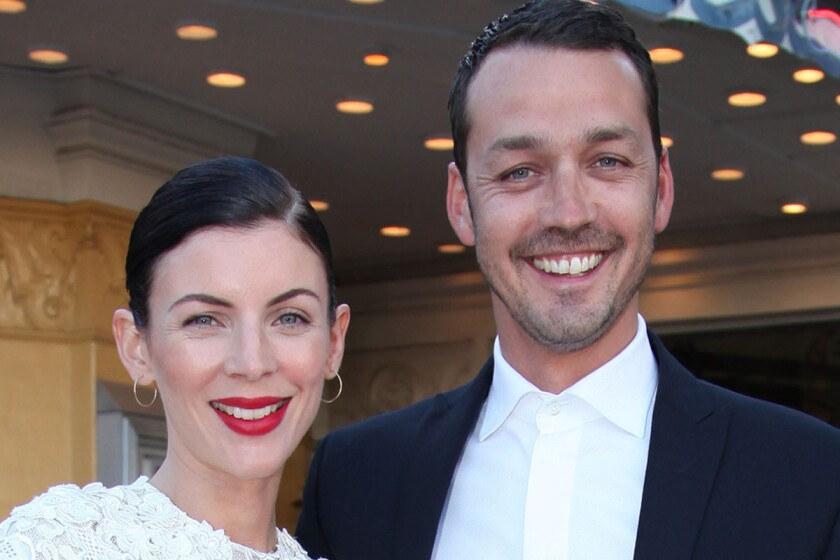 """Liberty Ross and Rupert Sanders in happier times at a """"Snow White and the Huntsman"""" screening in L.A. in May."""