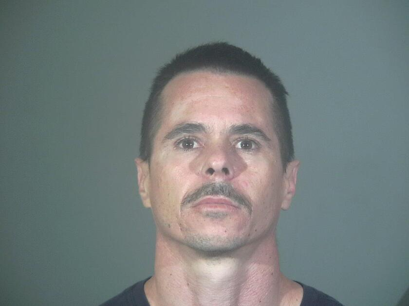 Dennis Wyman, 42, of Redondo Beach faces multiple charges.