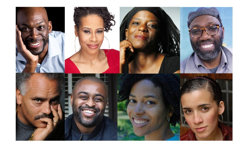 San Diego Repertory Theatre's Black Voices 2021 Play Reading Series