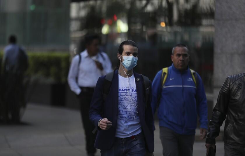 Mexico Virus Outbreak