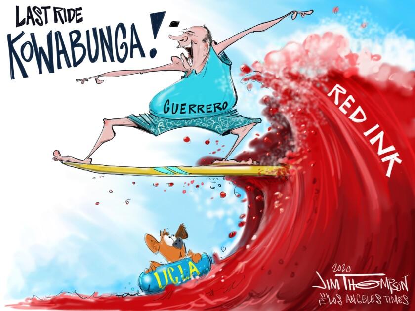 UCLA cartoon