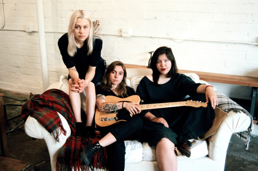 BOYGENIUS, aka Julien Baker + Phoebe Bridgers and Lucy Dacus