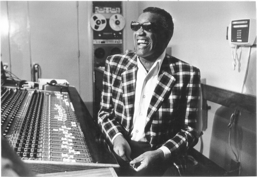 Ray Charles in 1980.