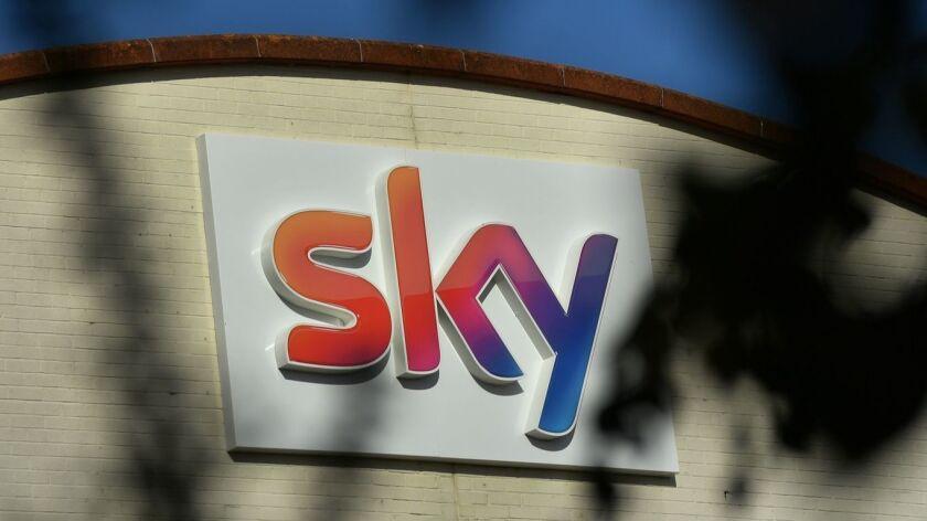 Satellite TV service Sky boasts 23 million customers in five European countries.