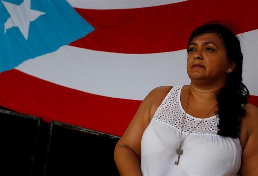 El puertorriqueño Oscar López Rivera, quien recibió el martes el perdón por Barack Obama, podría salir antes de la fecha de indulto, 17 de mayo, por contar con varias condiciones que le exigió el Gobierno de EE.UU., dijo hoy la hija del conocido independentista, Clarisa López Ramos. EFE/ARCHIVO