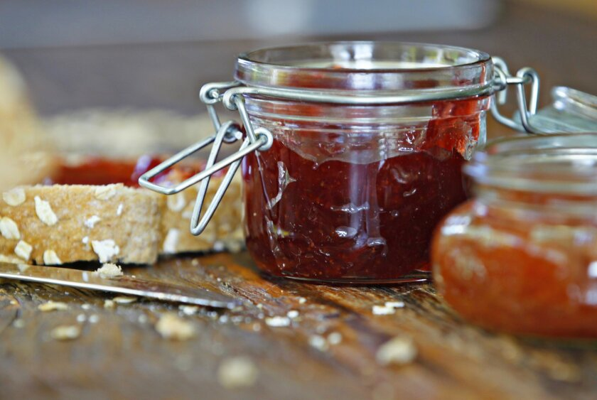 """With this no-fuss method, fresh-fruit preserves take less than an hour to make. Mix your favorite berries to create your own """"signature preserves."""""""