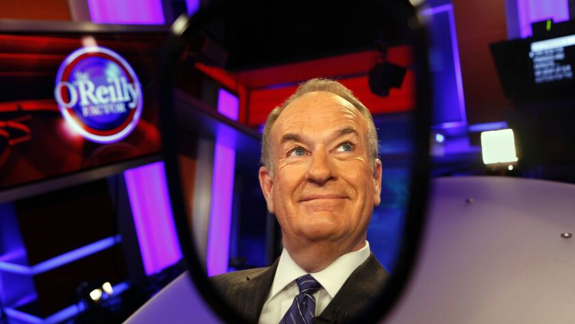 """The O'Reilly Factor"" host Bill O'Reilly in 2010."