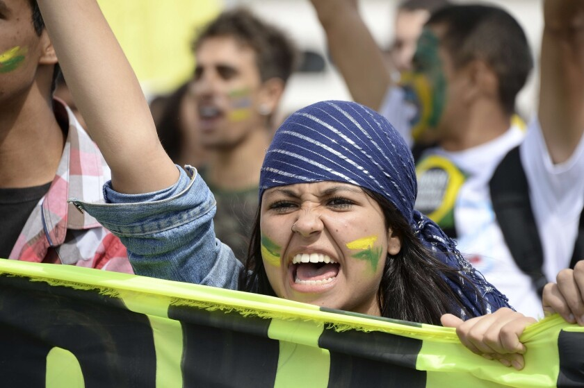 Brazil police arrest 4 officers, 15 others in pension scandal