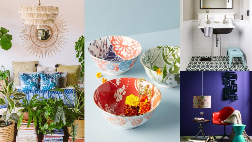 18 Home Decor And Design Trends We Ll Be Watching In 2018 Los Angeles Times
