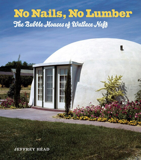 """""""No Nails, No Lumber: The Bubble Houses of Wallace Neff"""" by Times contributor Jeffrey Head details a little-known genre of work by one of Southern California's most beloved 20th century architects. Neff's Airforms, often called bubble houses, took their shape from a giant industrial balloon that later was deflated and removed. The result was an open, airy structure that could be constructed fast and affordably."""