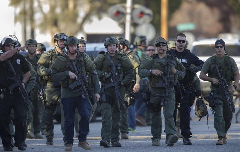 San Bernardino shooting and violence malaise
