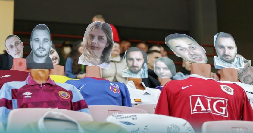 Belarus Fake Fans