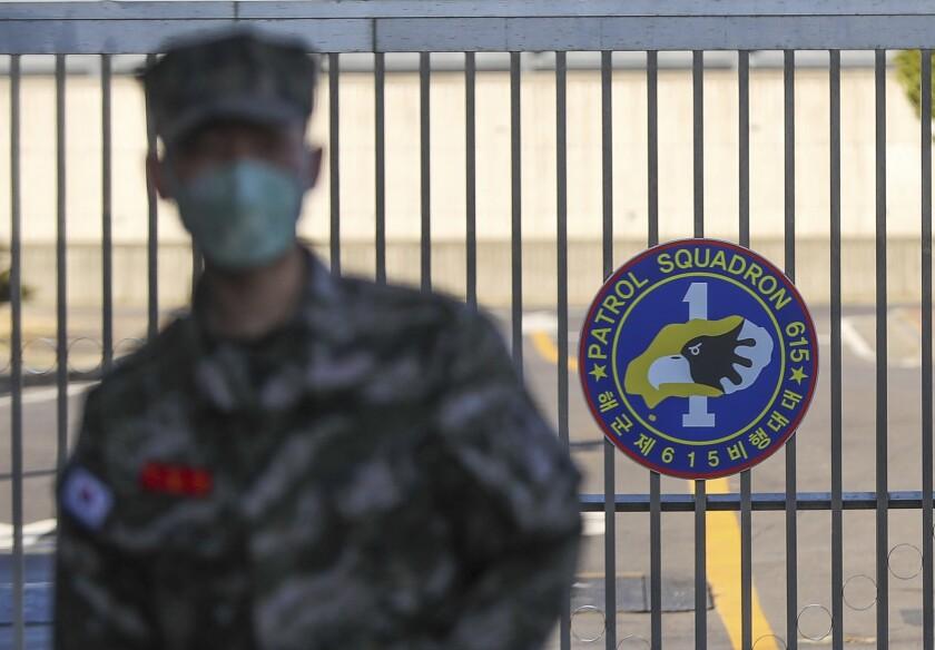 South Korea Outbreak US Alliance