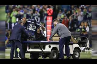 Chris Carson fracture confirmed
