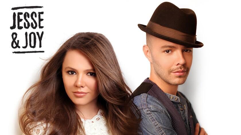 Jesse y Jo, son el dúo mexicano más exitoso del momento.