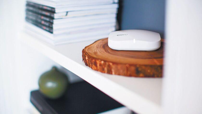 Hard-working technology like this wifi module can look great, too. (eero)