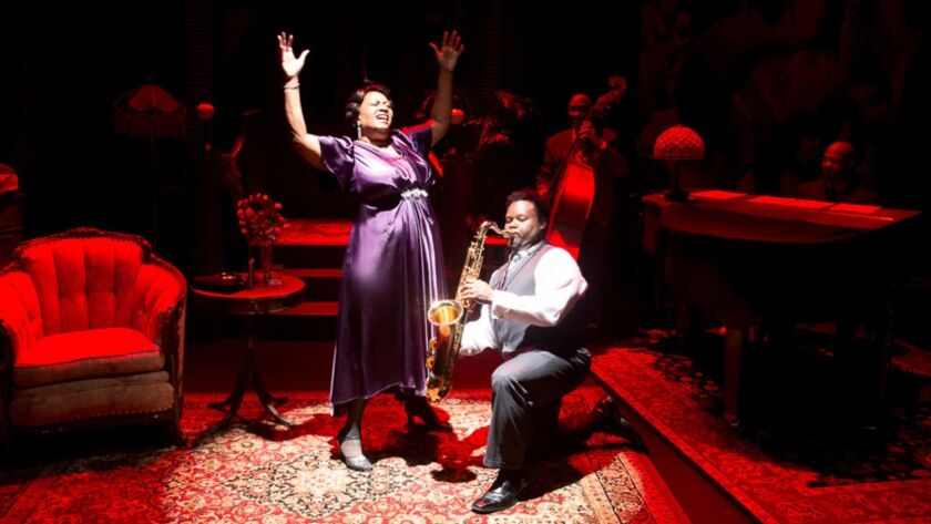 """The Devil's Music: The Life and Blues of Bessie Smith"" at the Rubicon"