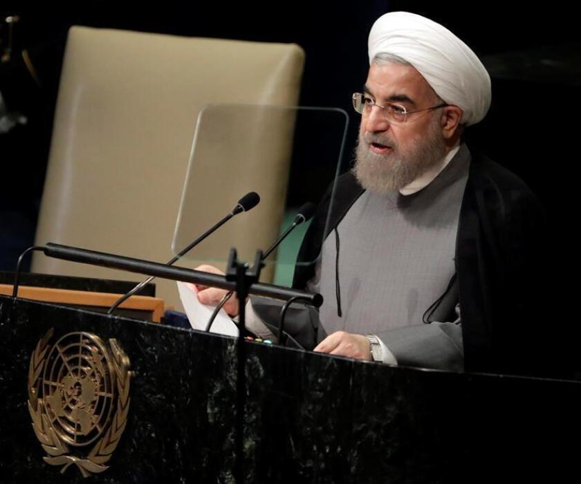 El Congreso aprobó hoy una legislación para renovar una ley de varias décadas que permite al Gobierno imponer sanciones a las empresas por hacer negocios con Irán. EFE/ARCHIVO