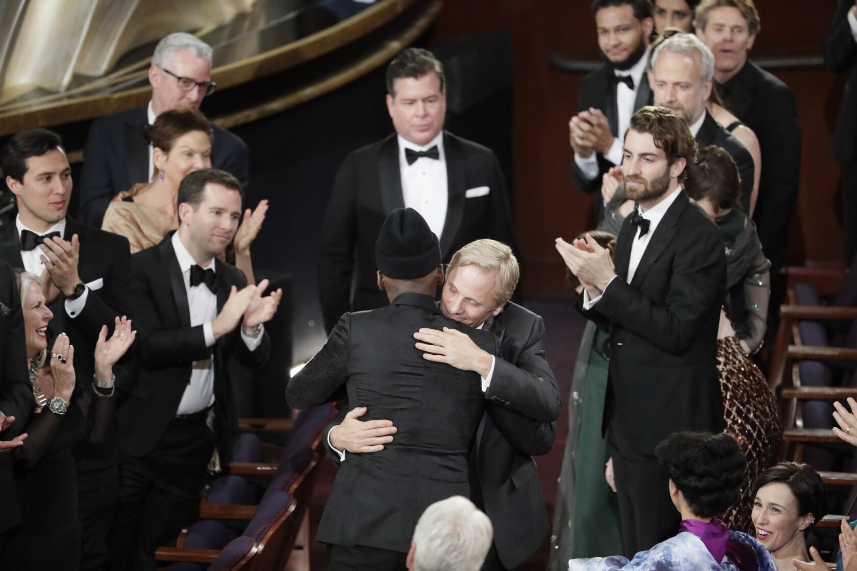 Oscars 2019: 29 6 million viewers watch, a gain of 12% from