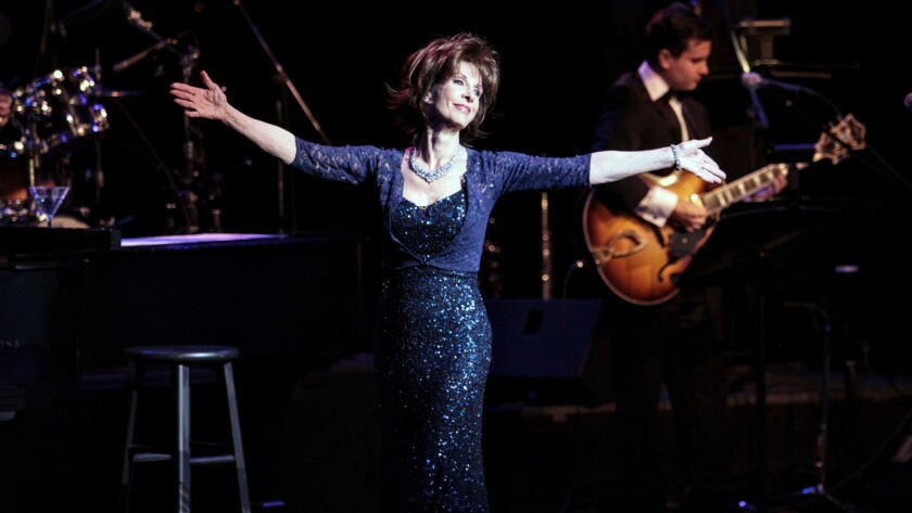 Deana Martin is on the road about nine months each year, singing songs made famous by her father. He