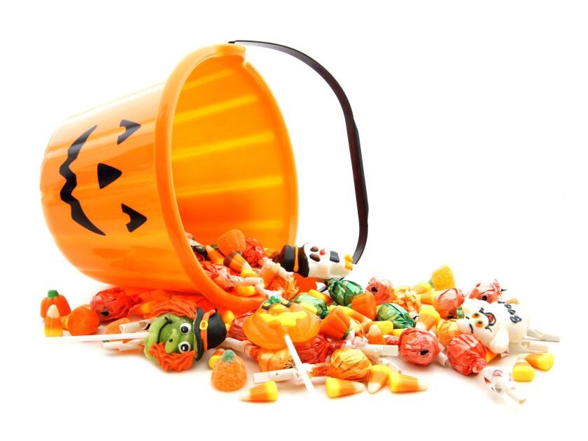 Aloha, Oregon parents felt sick Thursday after consuming Halloween candy containing meth.