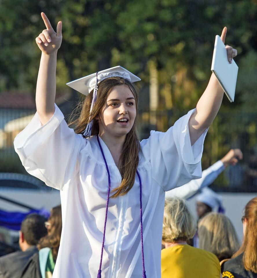 Photo Gallery: Hoover High School graduation 2018