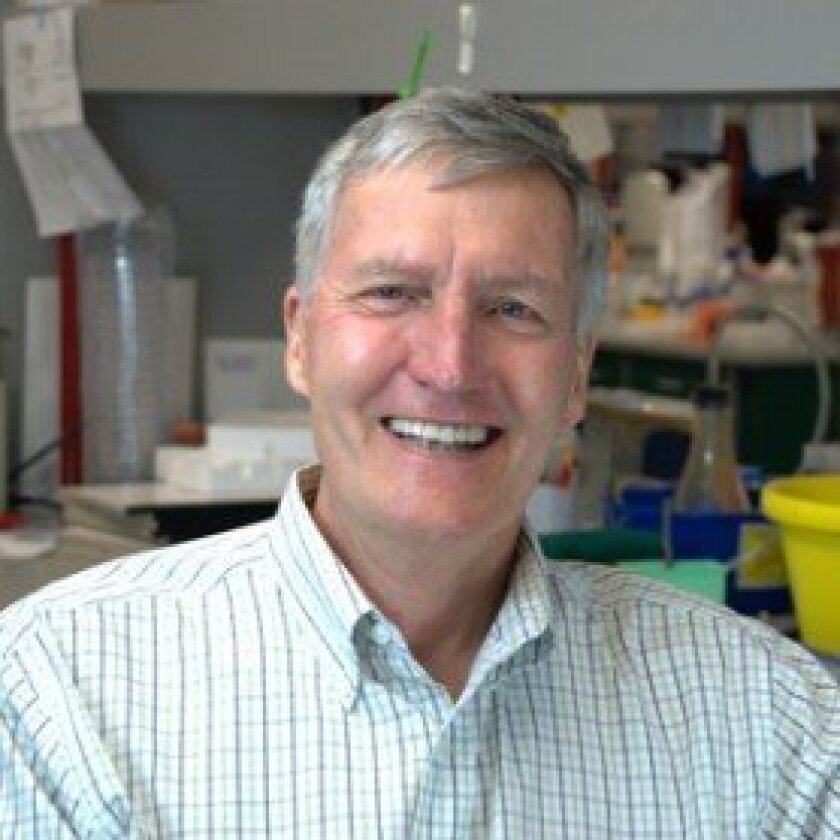 Erkki Ruoslahti of the Sanford-Burnham Medical Research Institute