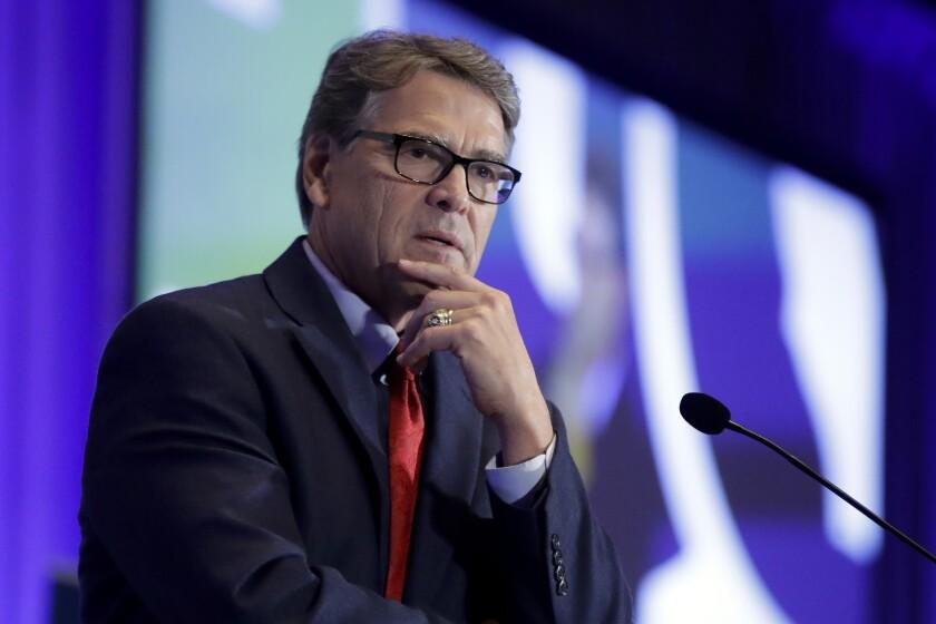 Trump Impeachment Perry