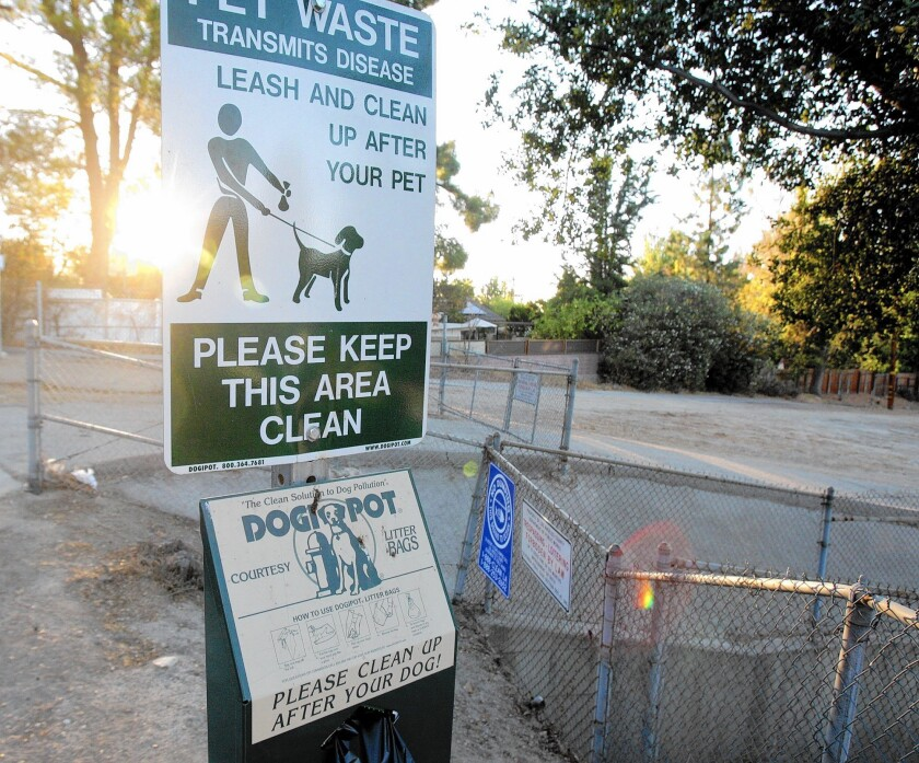 Leash patrol puts owners on notice - Los Angeles Times