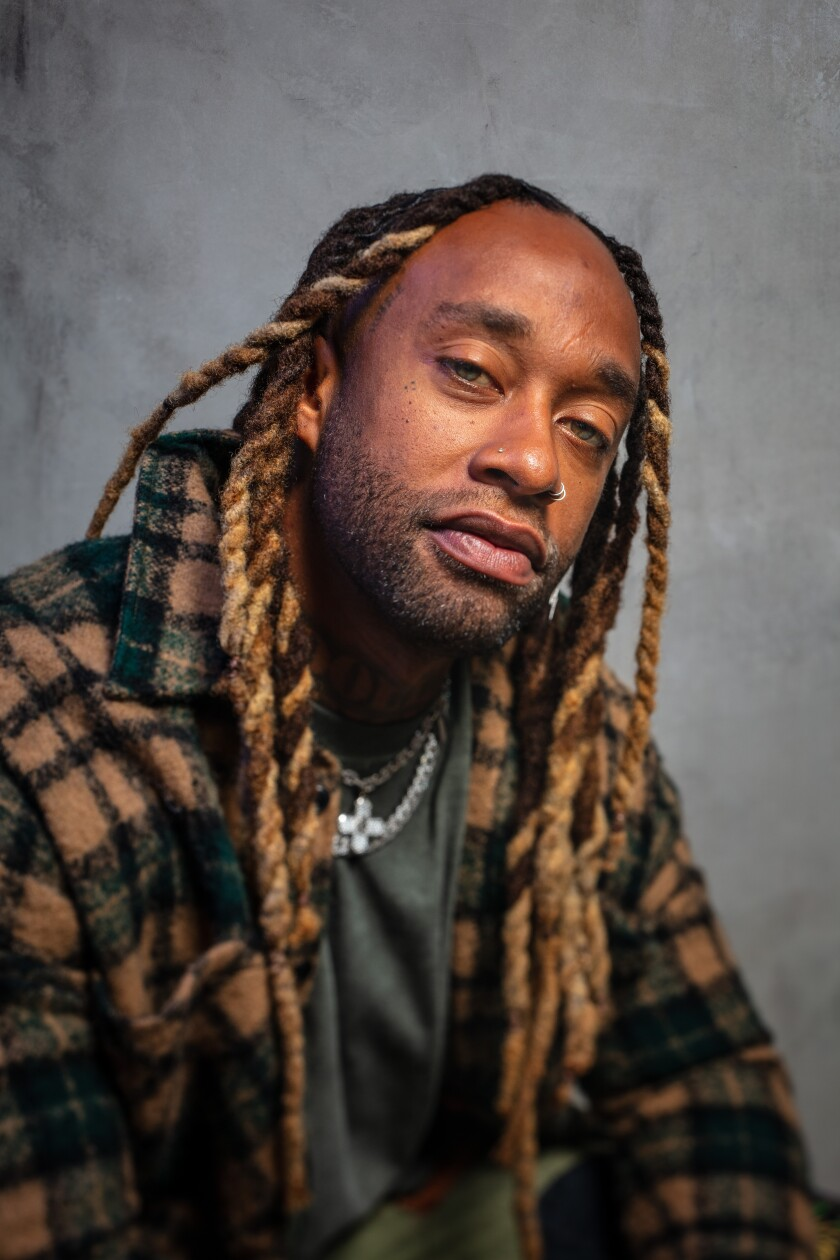 """""""Not being able to go to a club or to a concert — go anywhere — is definitely a big burden,"""" says Ty Dolla Sign."""