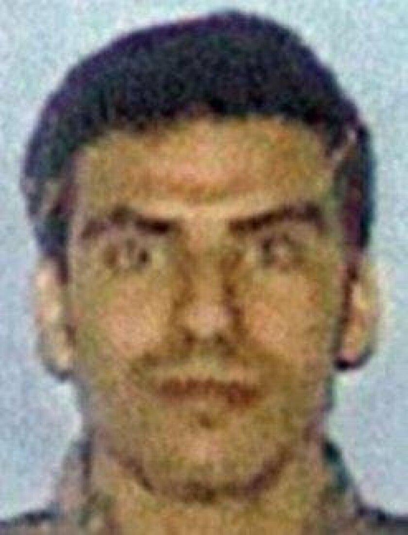 American Airlines Flight 77 hijacker Khalid Almihdhar.