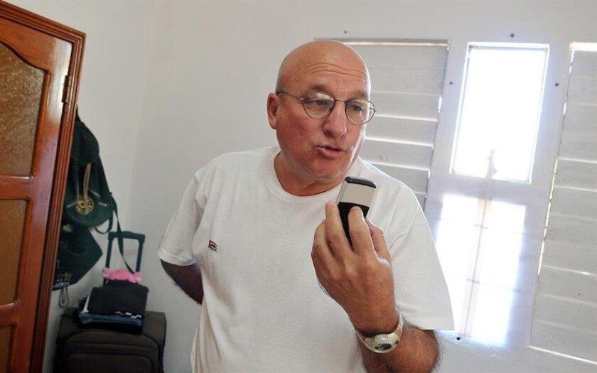 Cuban dissident Felix Navarro. EFE/File