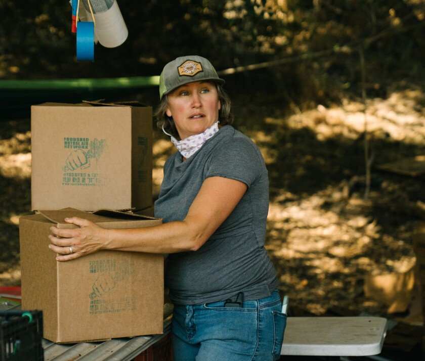 Ellee Igoe is a co-founder of Foodshed.
