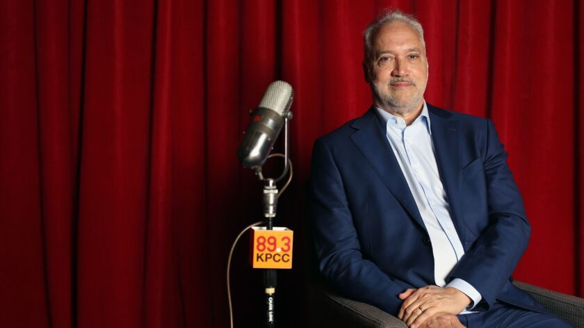 Herb Scannell was recently named chief executive and president of Southern California Public Radio, which operates KPCC-FM (89.3).