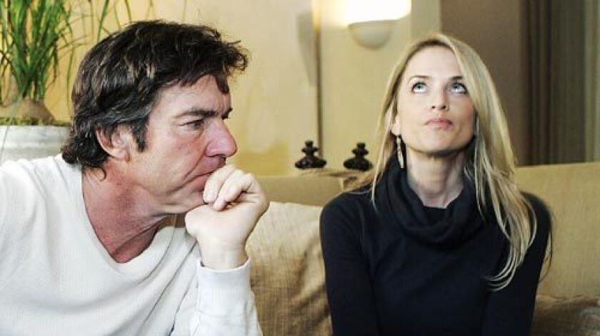 Dennis and Kimberly Quaid