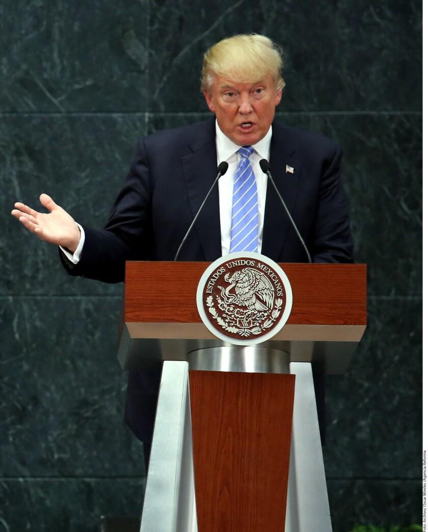 El Presidente electo de Estados Unidos, Donald Trump, criticó abiertamente a la Organización de las Naciones Unidas al asegurar, a través de Twitter, que el organismo es un club de gente que reúne para pasarlo bien.