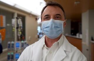 Dr. Tom Lawrie, Chief medical officer, Sharp Memorial Hospital