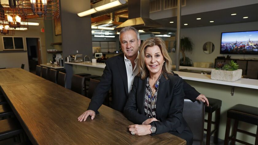 Bob's Watches owners Carol Altieri, COO, and her husband Paul Altieri, CEO, have recently moved thei