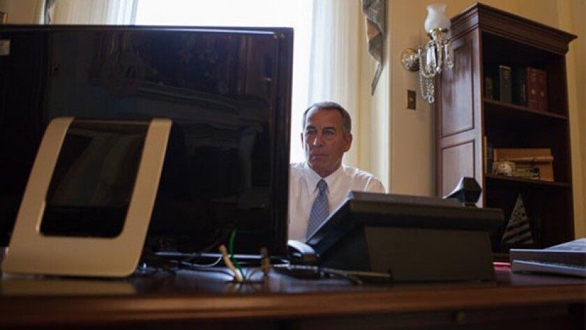 The dirty secrets behind Boehner's 'spiking' Obamacare premiums