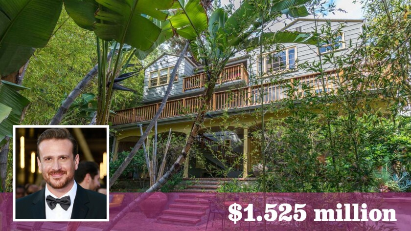 Hot Property | Jason Segel