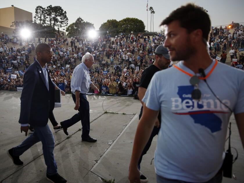 Election 2020 California