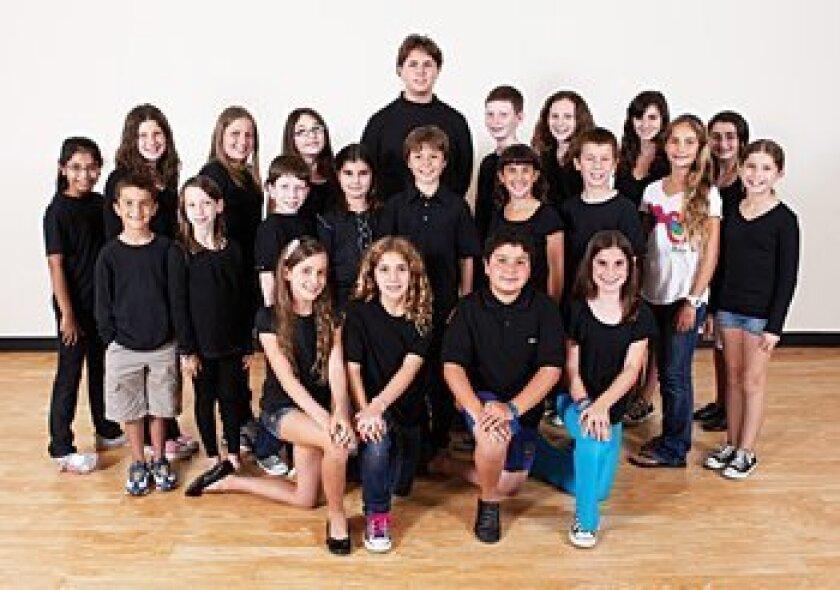 The La Jolla cast of J*Company's 'Fiddler on the Roof.' Photo: Courtesy