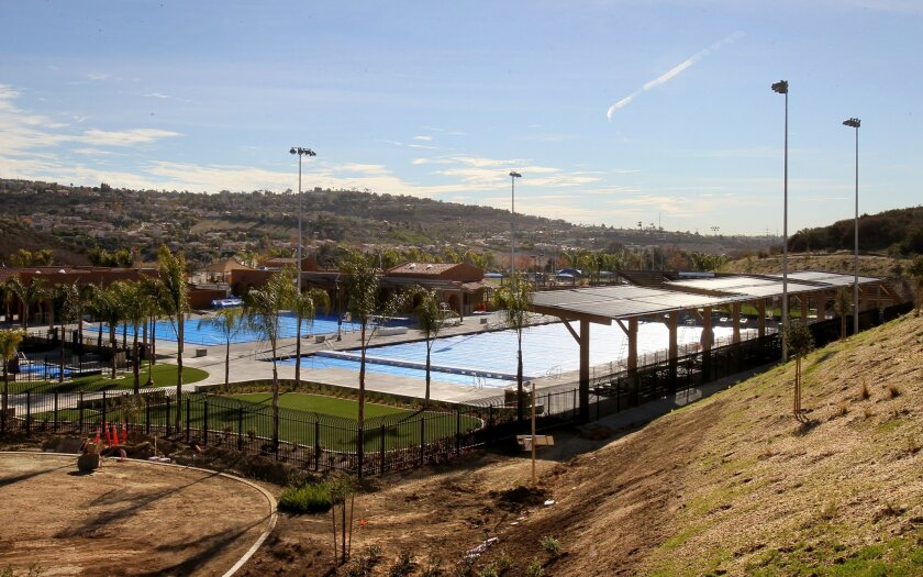 Alga Norte Community Park was completed in December 2012 at a cost of $40 million. A n.