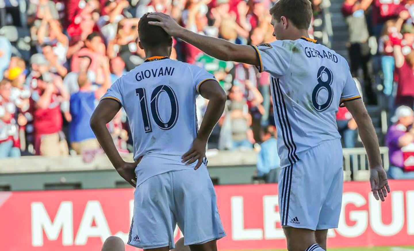 MLS: Colorado Rapids vs LA Galaxy