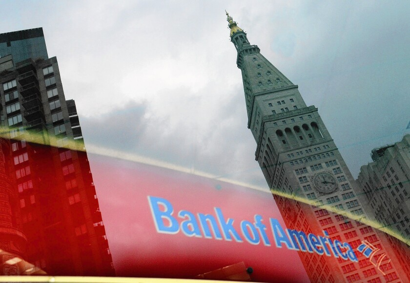 BofA's settlement, the largest ever by a single U.S. company, consists of $9.65 billion in fines and $7 billion in aid to communities and homeowners hit hard by the housing market crash that triggered the recession.