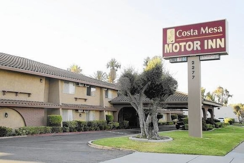 The Costa Mesa City Council has approved a redevelopment plan for the Costa Mesa Motor Inn property. The motel will be demolished and replaced with 224 luxury apartments.